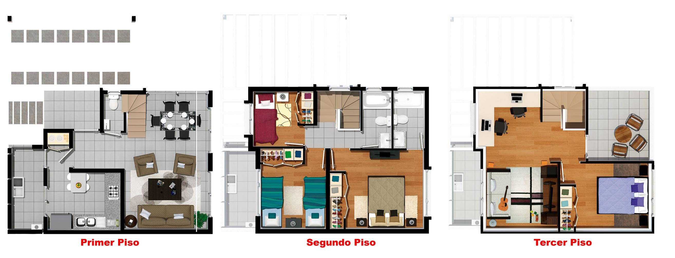 Casa Tipo C